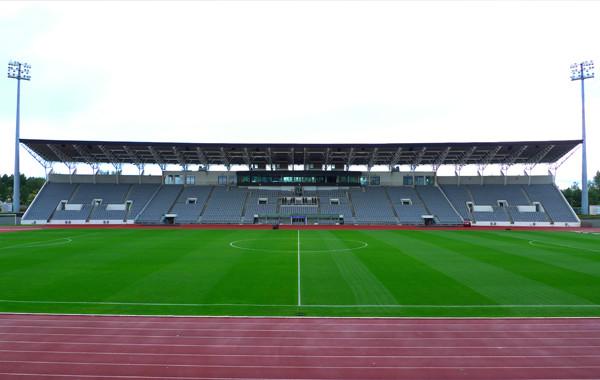 Iceland Stadium