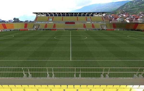 Tetovo Stadium